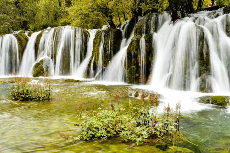 jiuzhaigouwaterfall